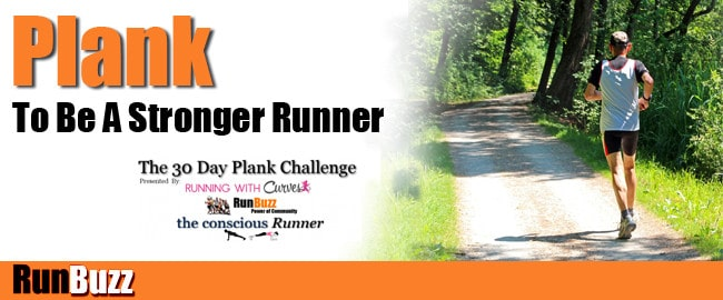 plank to be a stronger runner