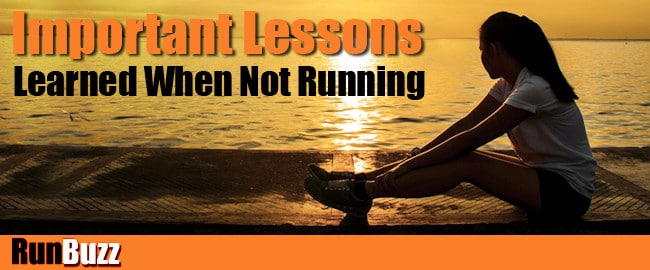 lessons learned not running