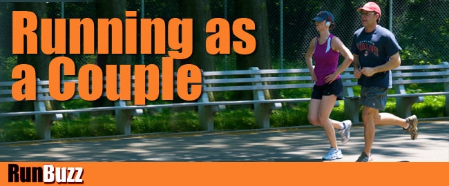 couples and running