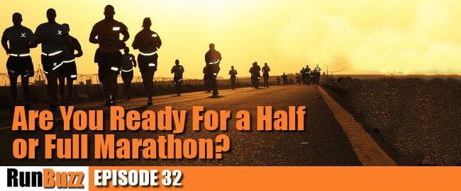 How to tell if you are ready for a half or full marathon
