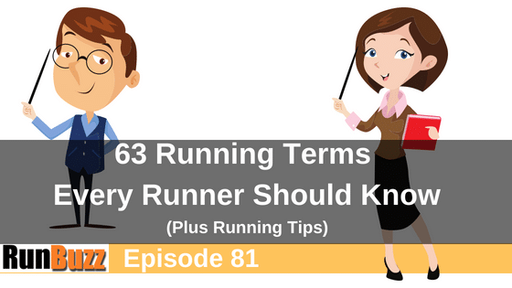Running Terminology For Runners