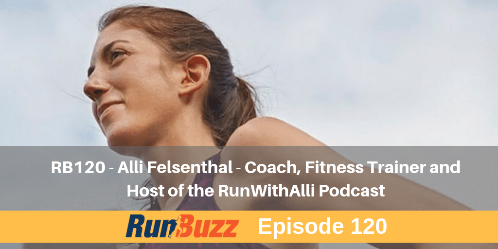 Running Coach and Fitness Trainer Alli Felsenthal