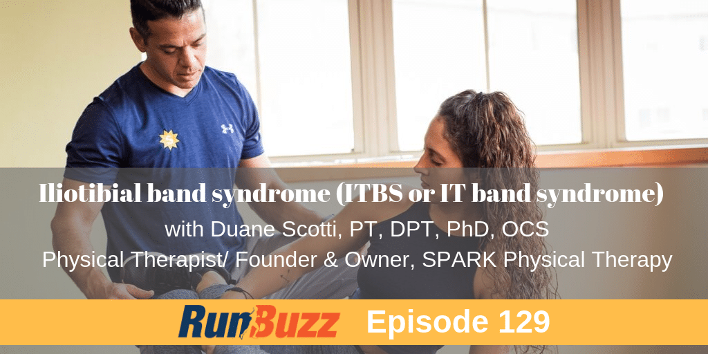 IT Band Syndrome WIth Duane Scotti = PT, DPT
