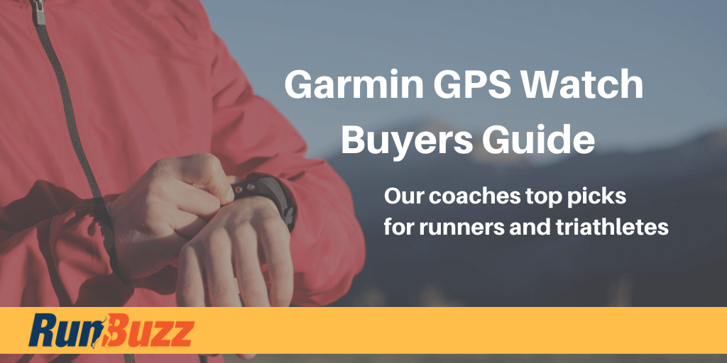 Garmin GPS Watch Buyer's Guide and Feature Comparison Charts