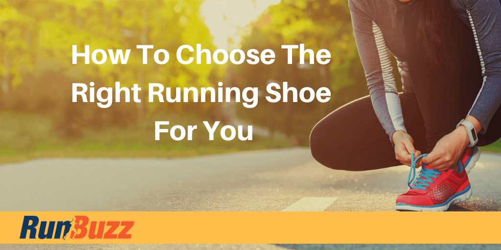 How To Choose The Right Running Shoes For Your Feet