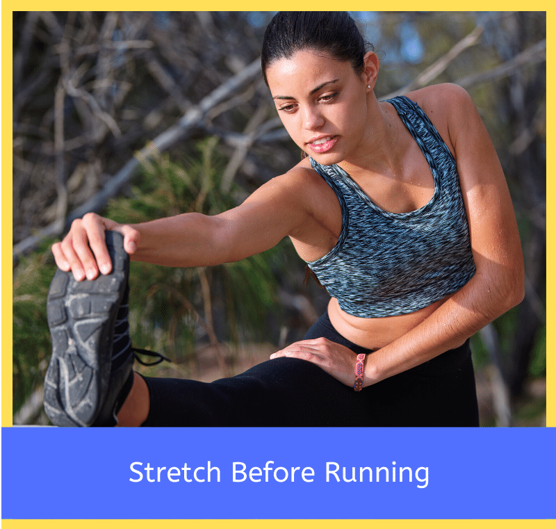 Stretch-Before-Running