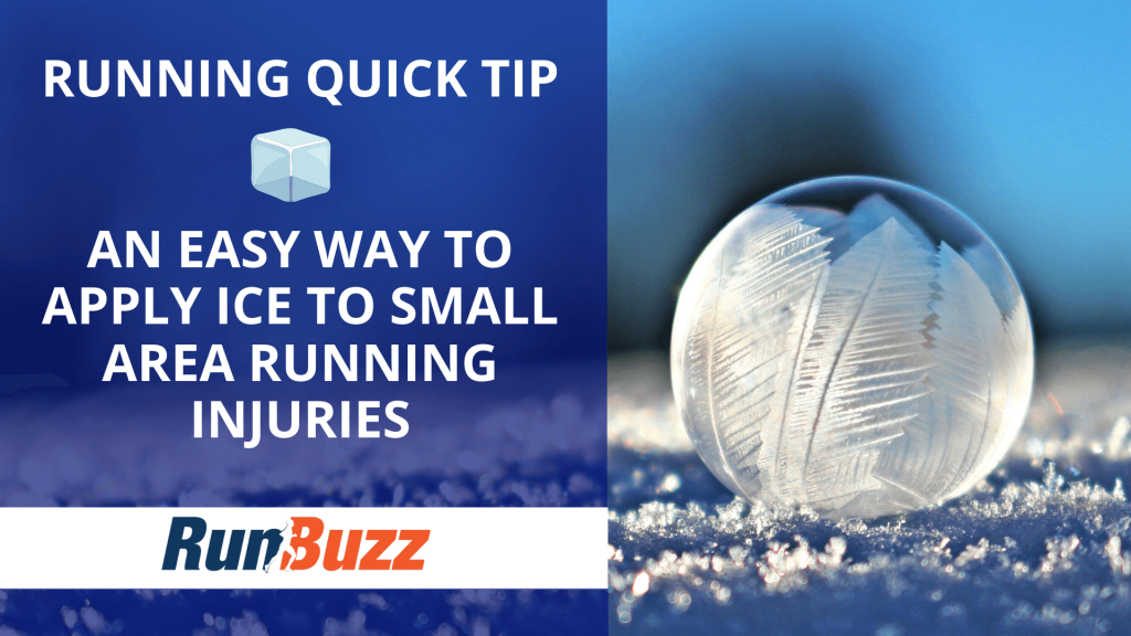 Running-Quick-Tip_-An-Easy-Way-To-Apply-Ice-to-Small-Area-Running-Injuries