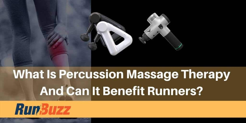 percussion massagers for runners