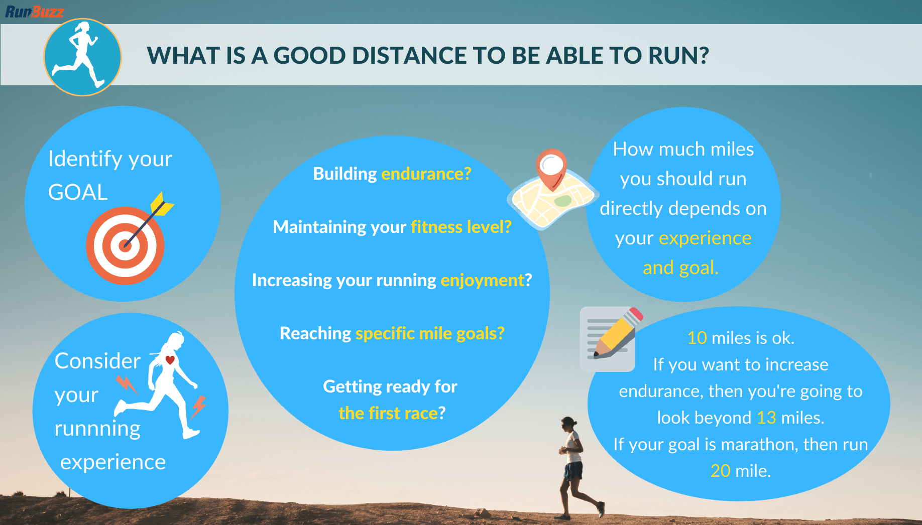 What-is-a-good-distance-to-be-able-to-run