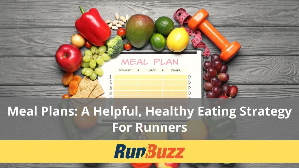 Meal Plans & Meal Prep for Runners
