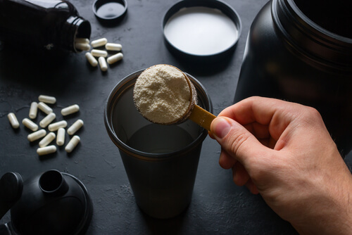 Mixing BCAAs for recovery