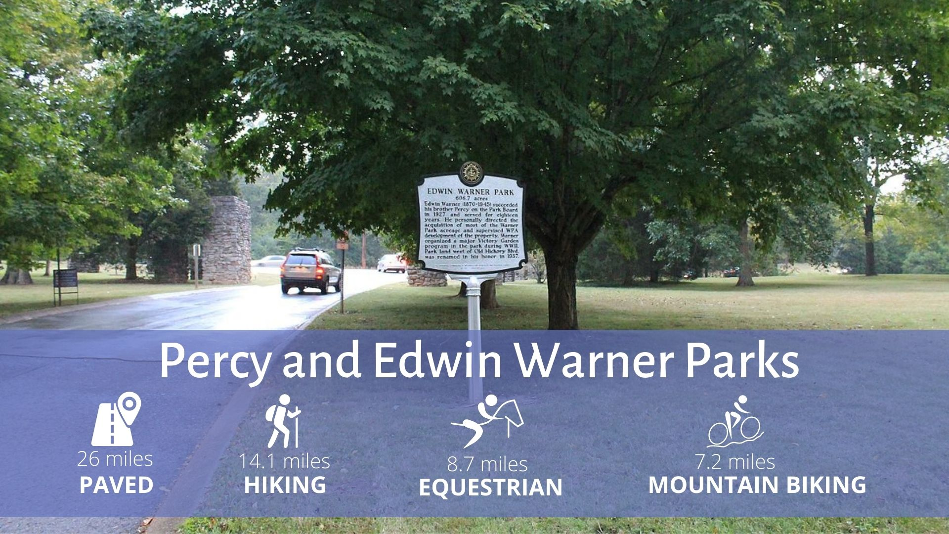 Percy and Edwin Warner Parks